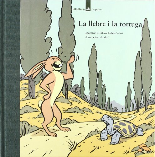 9788424614317: La llebre i la tortuga (Popular)
