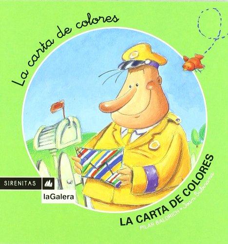 9788424615420: CARTA DE COLORES -Sirenitas