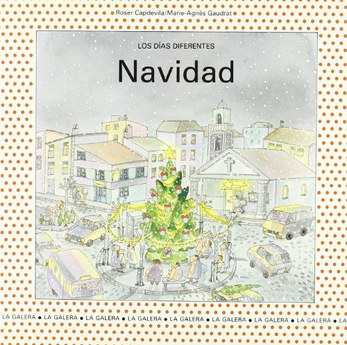 Los Dias Diferentes Navidad: Gaudrat, Marie-Agnes
