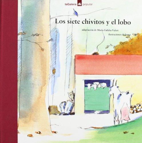 SIETE CHIVITOS Y EL LOBO -Popular-: MARIA EULÃ??LIA VALERI