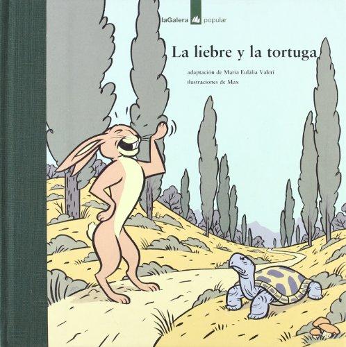 9788424619312: La liebre y la tortuga (Popular)