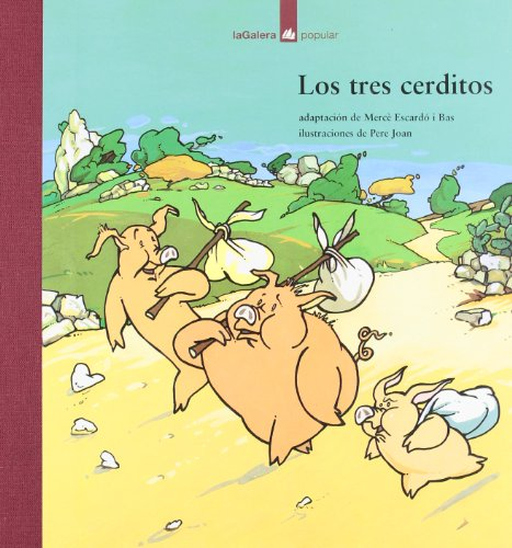 Los Tres Cerditos (Spanish Edition): Escardo I Bas,