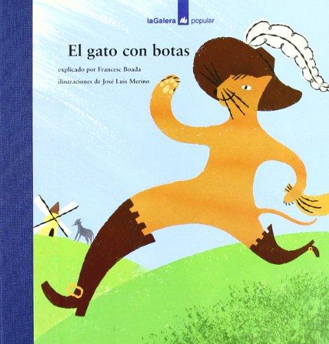 9788424619435: Gato Con Botas (Spanish Edition)