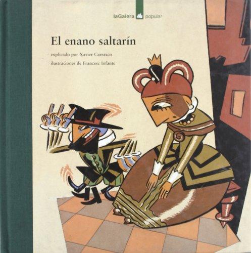 9788424619572: El enano saltarín (Popular)