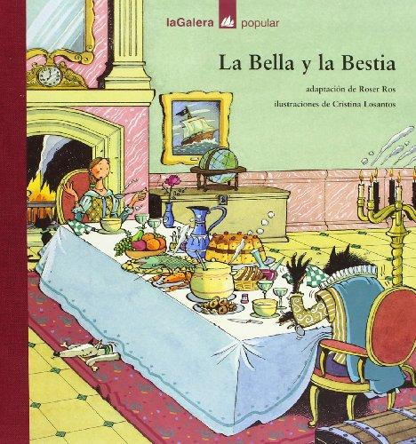 9788424619824: La Bella y la Bestia (Popular)