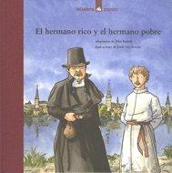 9788424619855: El Hermano Rico Y El Hermano Pobre/the Rich Brother and the Poor Brother (Spanish Edition)