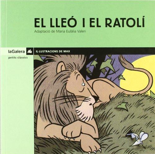 9788424620332: El lleó i el ratolí (Petits Clàssics)