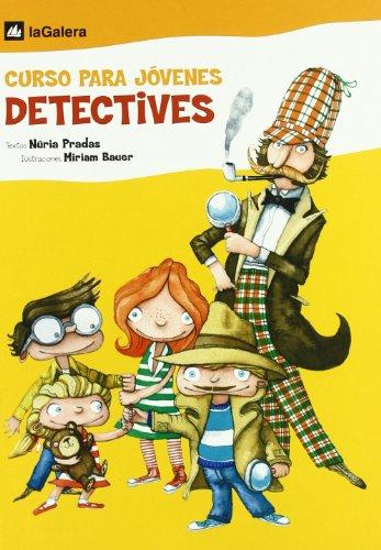9788424620509: Curso para jóvenes detectives (Oficios mágicos)