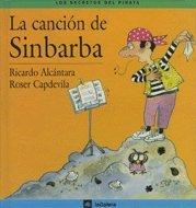 9788424623661: La canción de Sinbarba (Secretos del pirata)