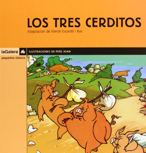 Los Tres Cerditos / The Three Little: Escardo I. Bas,