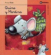Quino y Martina/ Quino and Martina (Spanish: Obiols, Anna