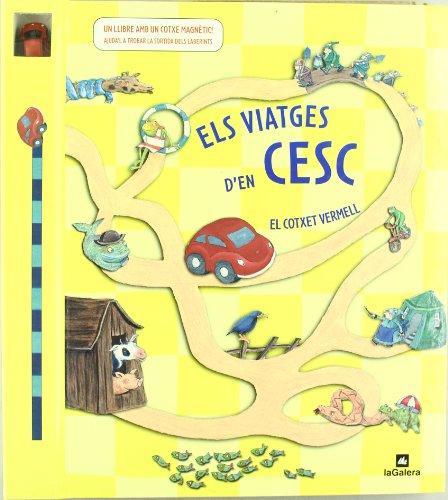 9788424626785: Els viatges d'en Cesc