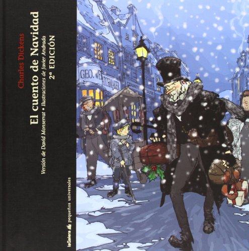 9788424626877: El cuento de Navidad / A Christmas Carol (Pequenos Universales / Little Classics) (Spanish Edition)