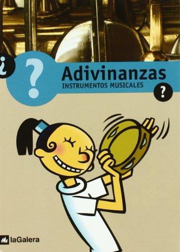 9788424626907: Instrumentos musicales (Adivinanzas)