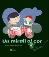9788424628925: Un mirall al cor (La fada Menta)