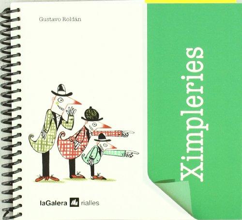 9788424629397: Ximpleries (Rialles)