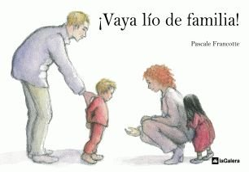 9788424629427: �Vaya l�o de familia! (�lbumes ilustrados)