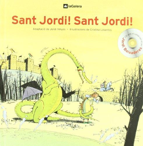9788424629496: Sant Jordi! Sant Jordi! + CD