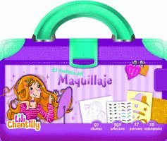 9788424629878: Lili Chantilly. El maletín del maquillaje