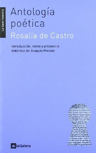 9788424630232: Antología poética (La llave maestra)
