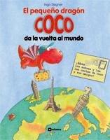 9788424631376: El Pequeño Dragón Coco Da La Vuelta Al Mundo