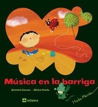 9788424631765: Hada Menta +5. Musica en la barriga