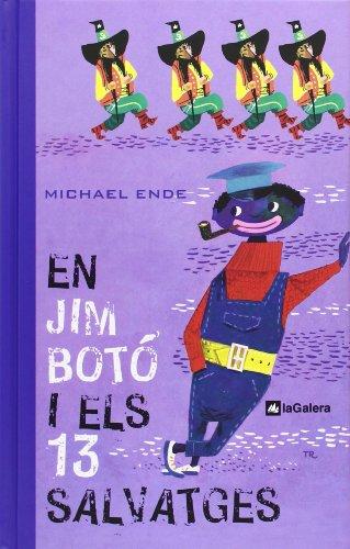 9788424632441: En Jim Botó i els 13 Salvatges