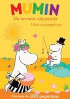 9788424632991: Mumin. Un verano magnífico: Libro con pegatinas (Mumins)