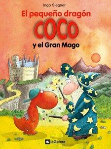 9788424633530: El pequeno dragon Coco y el gran mago