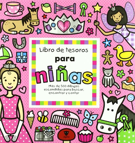 9788424633578: Libro de tesoros para niñas (Basics)