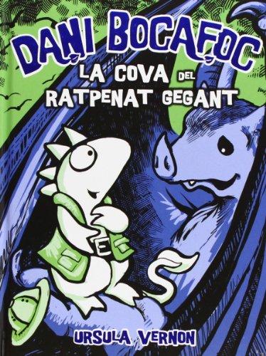 9788424635985: La cova del ratpenat gegant (Novel·la gràfica)