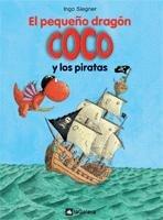 9788424636302: El pequeño dragón Coco y los piratas