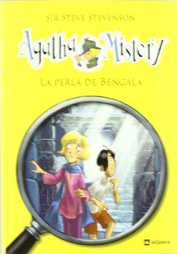 9788424636395: Agatha Mistery 2. La perla de Bengala