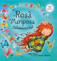 9788424636562: Rosa Mariposa. ¡Salvemos el río! (Libros juego)