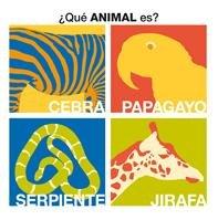 9788424636630: ¿Qué animal es? (Libros juego)