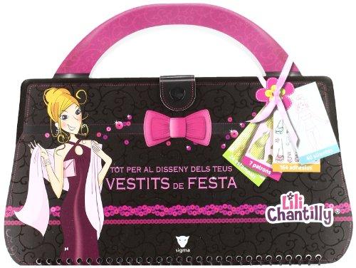 9788424637415: Tot per al disseny dels teus vestits de festa (Lili Chantilly)