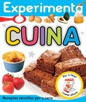 9788424637576: Experimenta - cuina: Receptes senzilles per a nens (Llibres joc)
