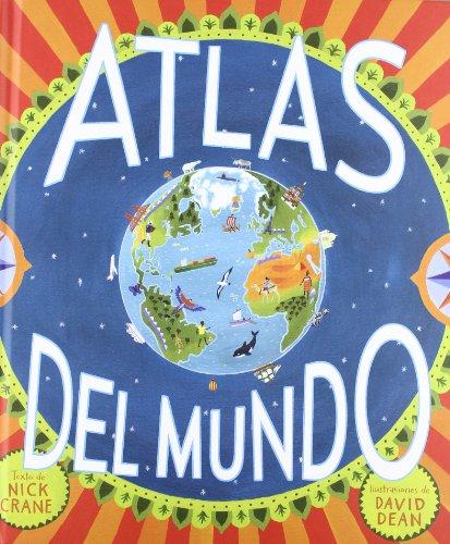 9788424637620: Atlas del mundo (�lbumes ilustrados)