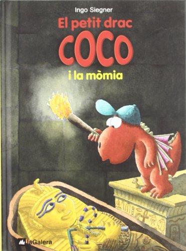 9788424640460: El petit drac Coco i la mòmia