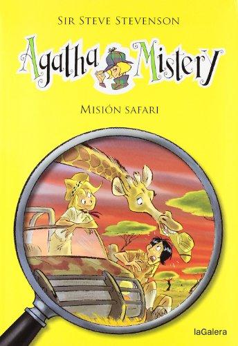 Agatha Mistery: Misi?n Safari # 8 (Agatha: Sir Steve Stevenson