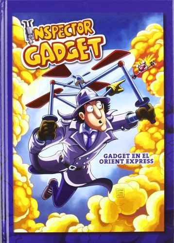 9788424642389: Inspector Gadget (Cómic)