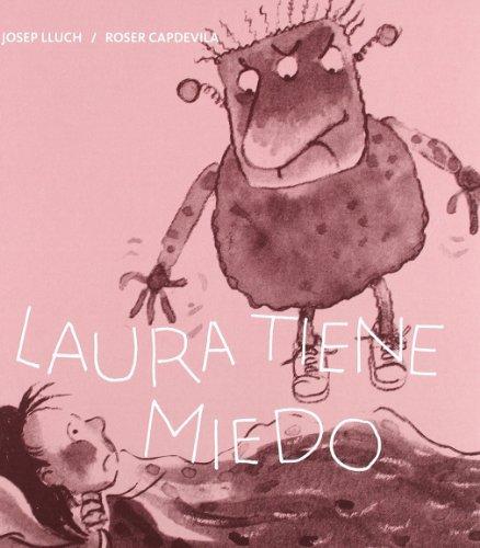 9788424642464: Laura tiene miedo (Sirenas)