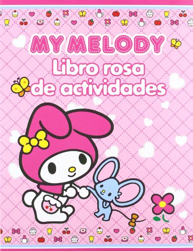 9788424643140: My Melody. Libro rosa de actividades (Libros juego)