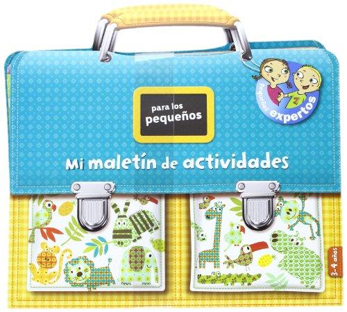 9788424643430: Maletín de actividades para los pequeños: Pequeños expertos (Libros juego)