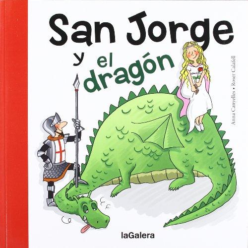9788424643799: San Jorge y el dragón (Tradiciones)