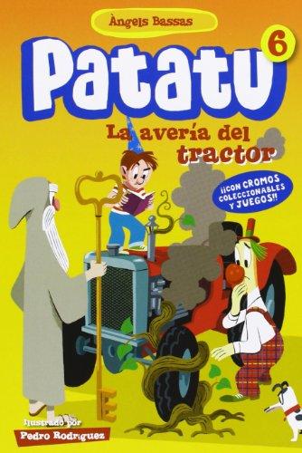 9788424646189: La Avería Del Tractor (Patatu)