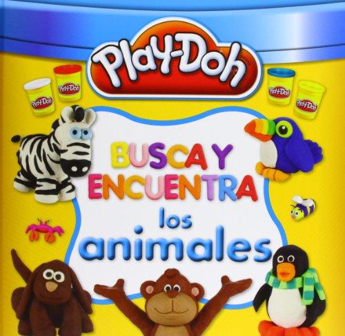 9788424646677: Play-Doh. Busca Y Encuentra Los Animales