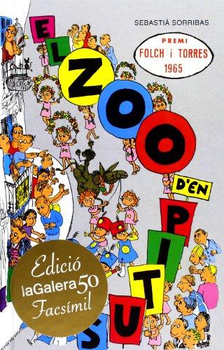 9788424647483: El Zoo D'En Pitus (Narrativa Singular)