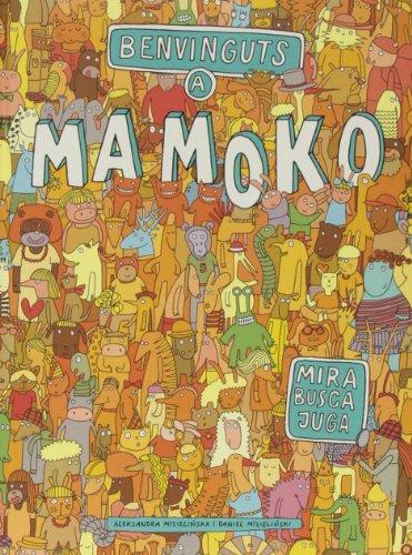 9788424648756: Benvinguts A Mamoko (Llibres joc)