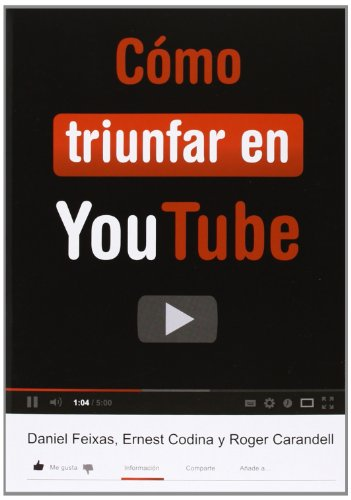 9788424648848: Cómo Triunfar En Youtube (Instant Book)